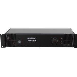 Coping d o o - PAP 350, 650, 1000 PA amplifier